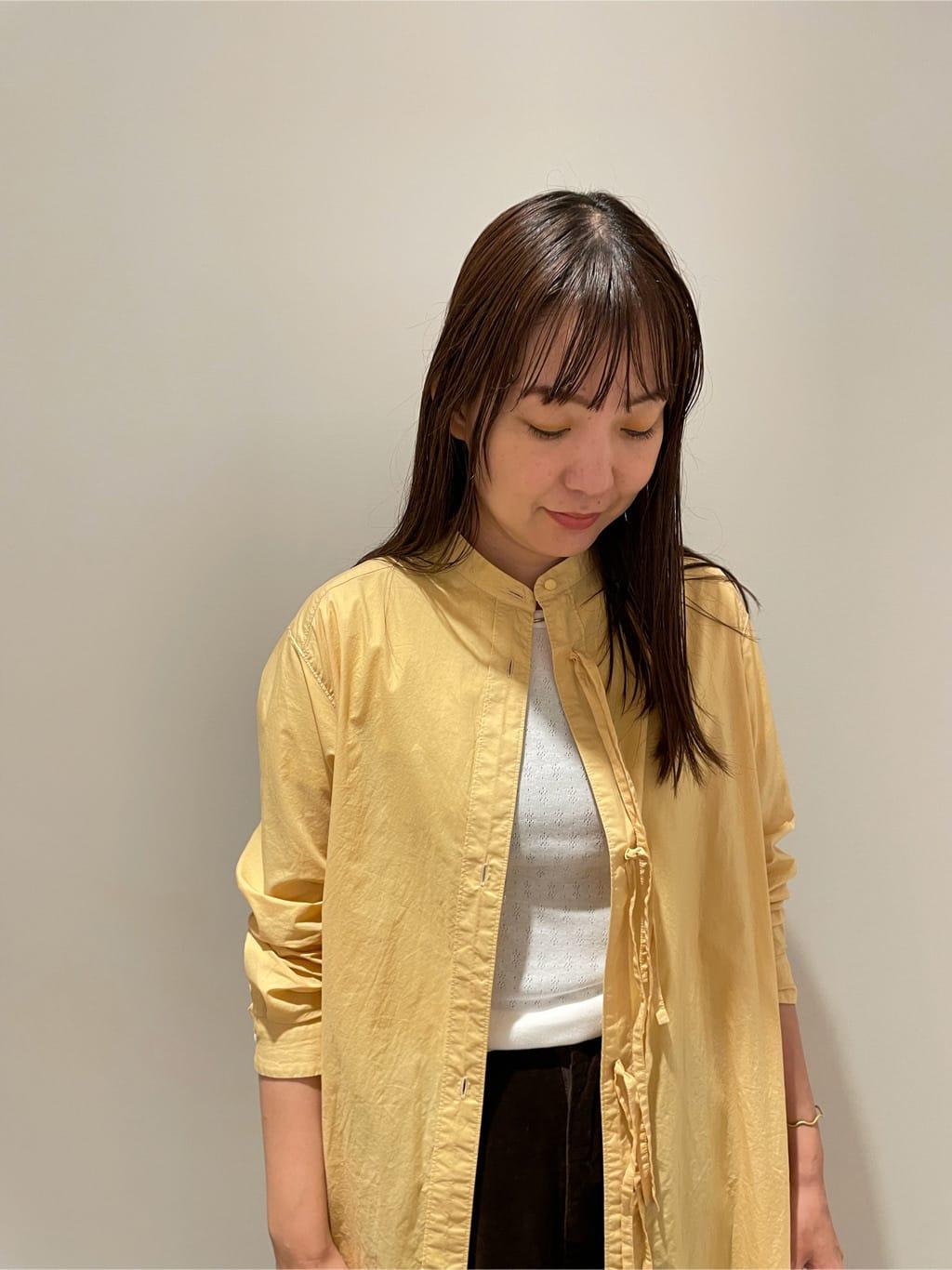 l'atelier du savon 二子玉川ライズ 身長:166cm 2021.09.10