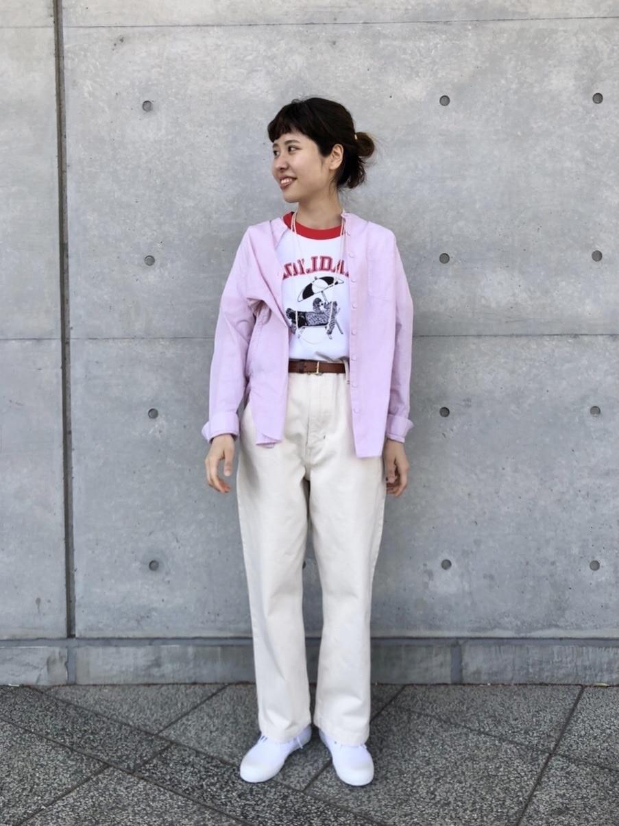 CHILD WOMAN , PAR ICI 東京スカイツリータウン・ソラマチ 2021.04.30