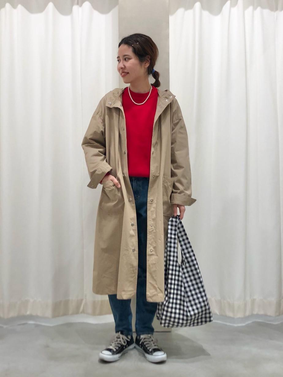 - CHILD WOMAN CHILD WOMAN , PAR ICI 東京スカイツリータウン・ソラマチ 身長:160cm 2021.02.01