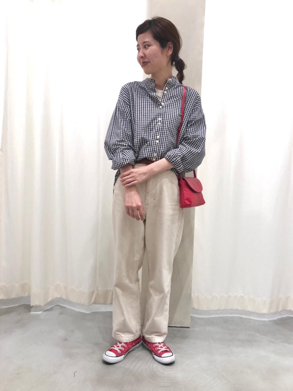 AMB SHOP CHILD WOMAN CHILD WOMAN , PAR ICI 東京スカイツリータウン・ソラマチ 身長:160cm 2020.07.28