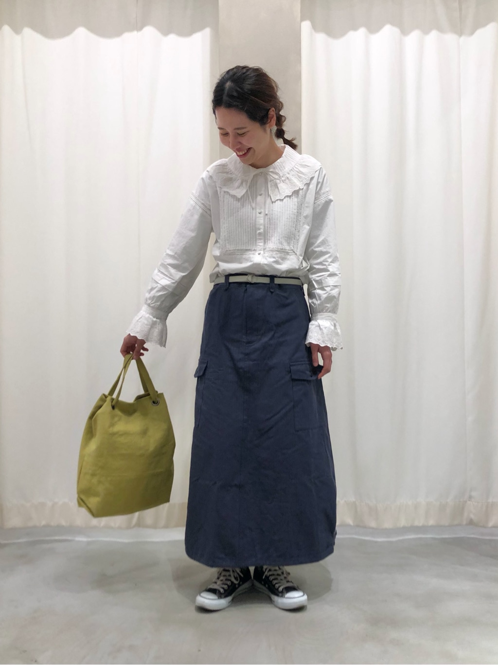 - CHILD WOMAN CHILD WOMAN , PAR ICI 東京スカイツリータウン・ソラマチ 身長:160cm 2021.02.12