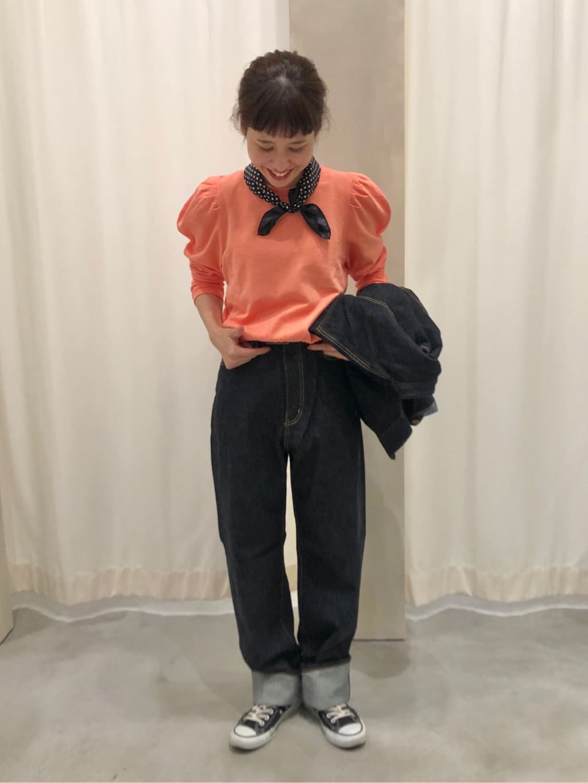- CHILD WOMAN CHILD WOMAN , PAR ICI 東京スカイツリータウン・ソラマチ 身長:160cm 2021.08.30