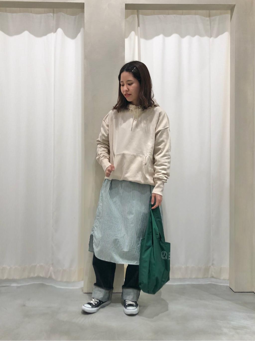 CHILD WOMAN , PAR ICI 東京スカイツリータウン・ソラマチ 2021.01.04