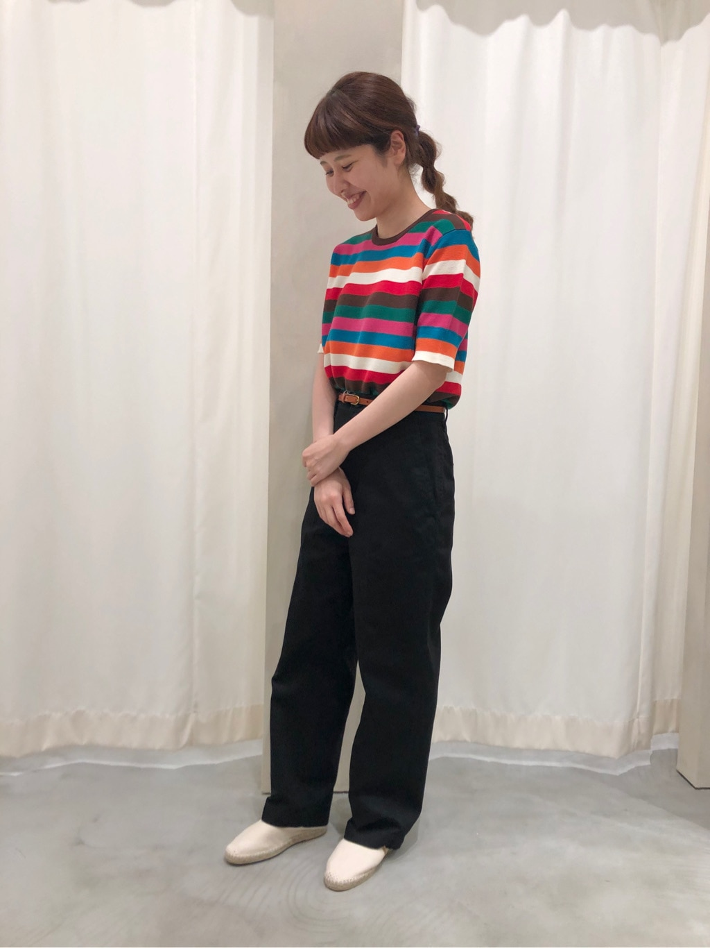 AMB SHOP CHILD WOMAN CHILD WOMAN , PAR ICI 東京スカイツリータウン・ソラマチ 身長:160cm 2020.07.07