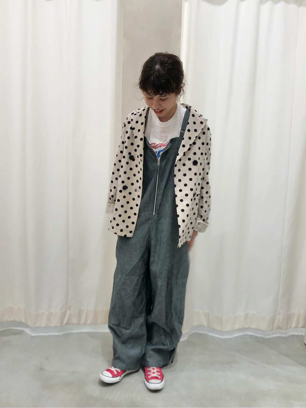 - CHILD WOMAN CHILD WOMAN , PAR ICI 東京スカイツリータウン・ソラマチ 身長:160cm 2021.05.28
