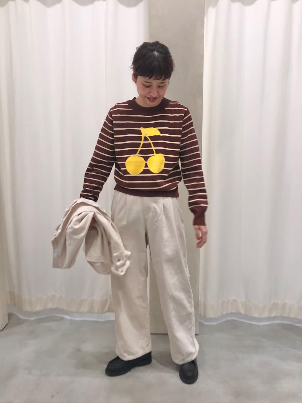 - CHILD WOMAN CHILD WOMAN , PAR ICI 東京スカイツリータウン・ソラマチ 身長:160cm 2021.08.31