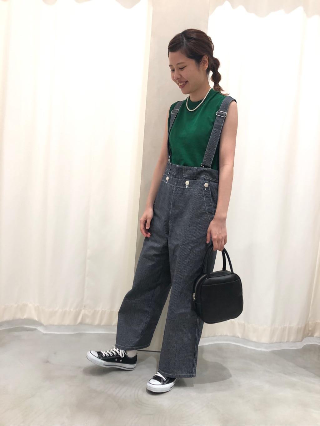 AMB SHOP CHILD WOMAN CHILD WOMAN , PAR ICI 東京スカイツリータウン・ソラマチ 身長:160cm 2020.07.22