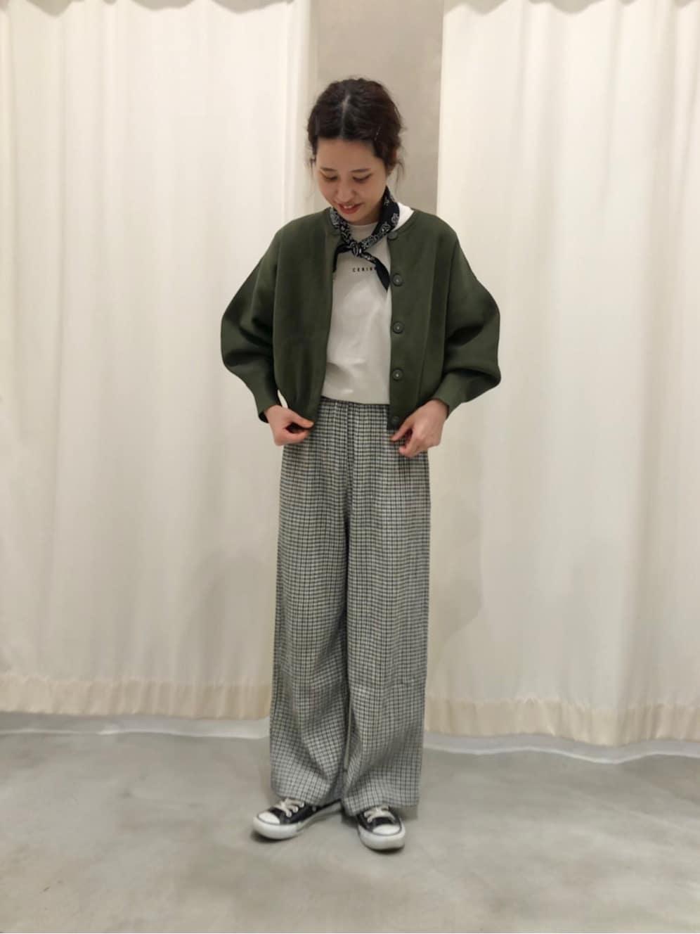 - CHILD WOMAN CHILD WOMAN , PAR ICI 東京スカイツリータウン・ソラマチ 身長:160cm 2021.08.13