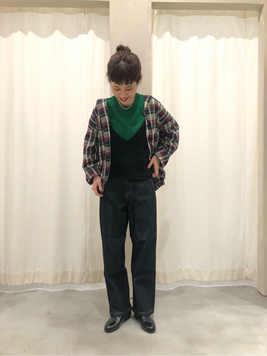 - CHILD WOMAN CHILD WOMAN , PAR ICI 東京スカイツリータウン・ソラマチ 身長:160cm 2021.08.23