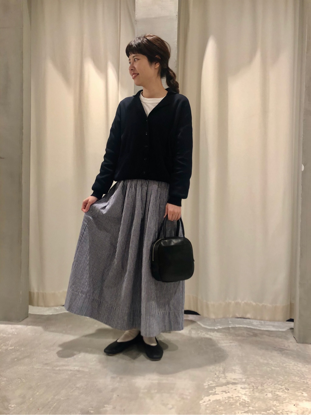 Dot and Stripes CHILD WOMAN 横浜モアーズ 身長:160cm 2020.03.12
