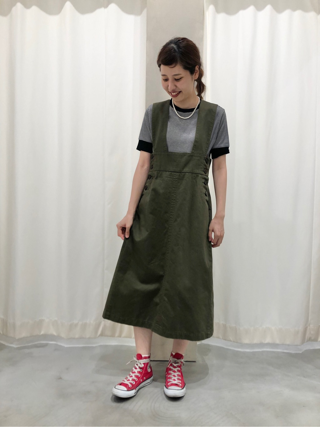 AMB SHOP CHILD WOMAN CHILD WOMAN , PAR ICI 東京スカイツリータウン・ソラマチ 身長:160cm 2020.07.29
