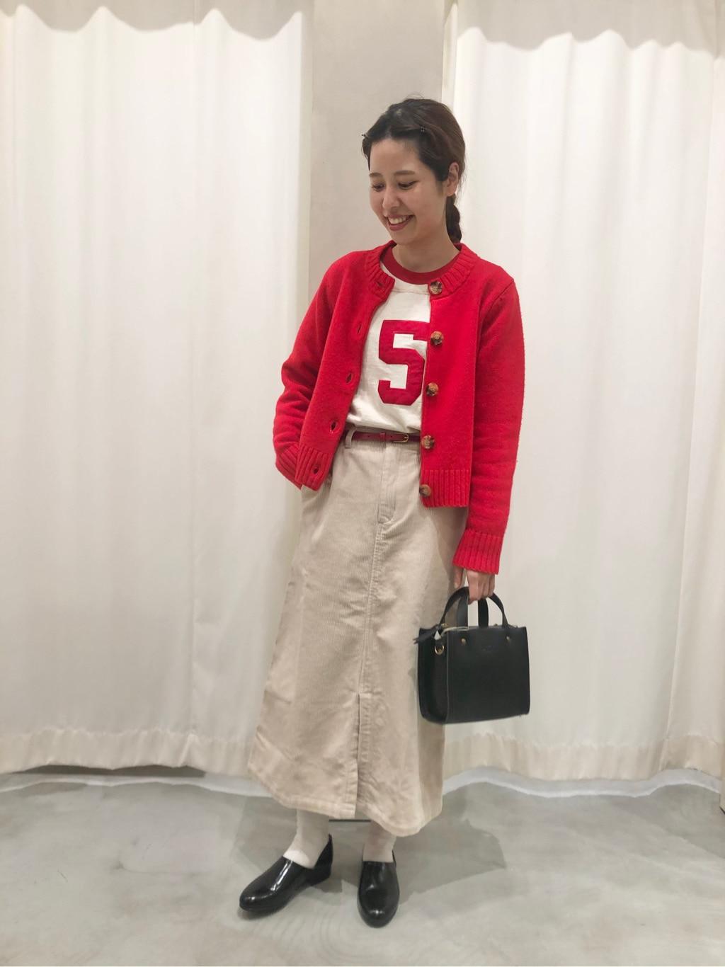 - CHILD WOMAN CHILD WOMAN , PAR ICI 東京スカイツリータウン・ソラマチ 身長:160cm 2020.12.16