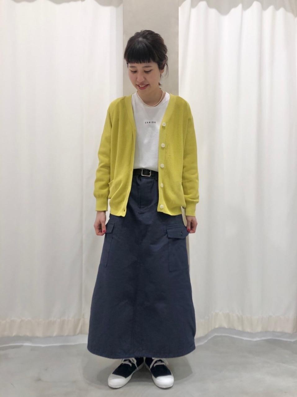 CHILD WOMAN , PAR ICI 東京スカイツリータウン・ソラマチ 2021.03.22