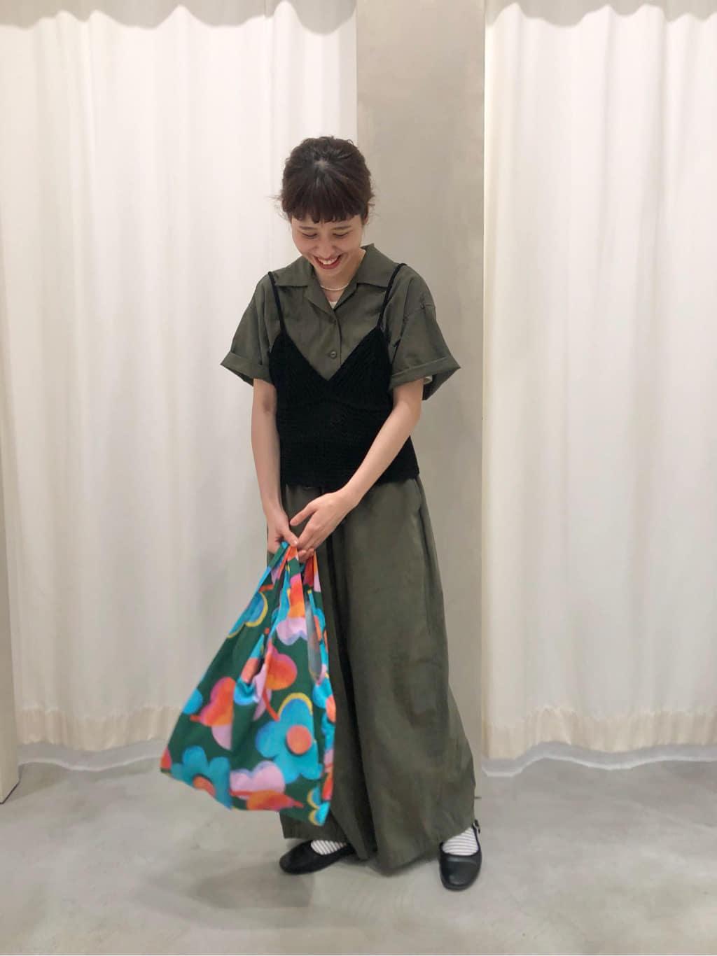 - CHILD WOMAN CHILD WOMAN , PAR ICI 東京スカイツリータウン・ソラマチ 身長:160cm 2021.08.06