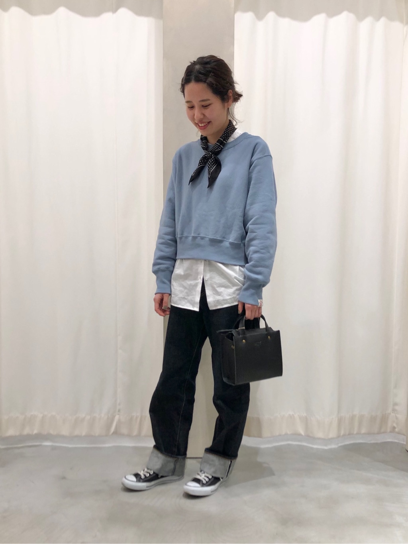 CHILD WOMAN , PAR ICI 東京スカイツリータウン・ソラマチ 2021.01.15