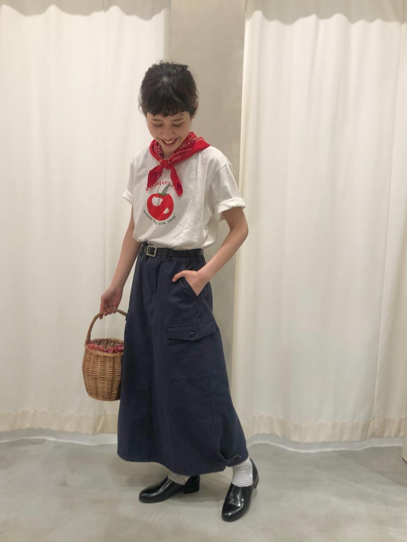 - CHILD WOMAN CHILD WOMAN , PAR ICI 東京スカイツリータウン・ソラマチ 身長:160cm 2021.04.19