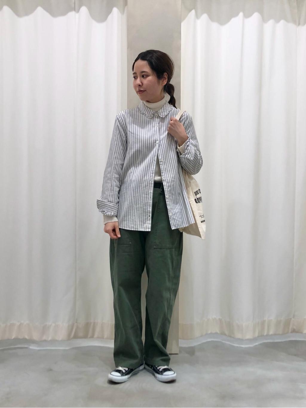 CHILD WOMAN , PAR ICI 東京スカイツリータウン・ソラマチ 2021.01.05