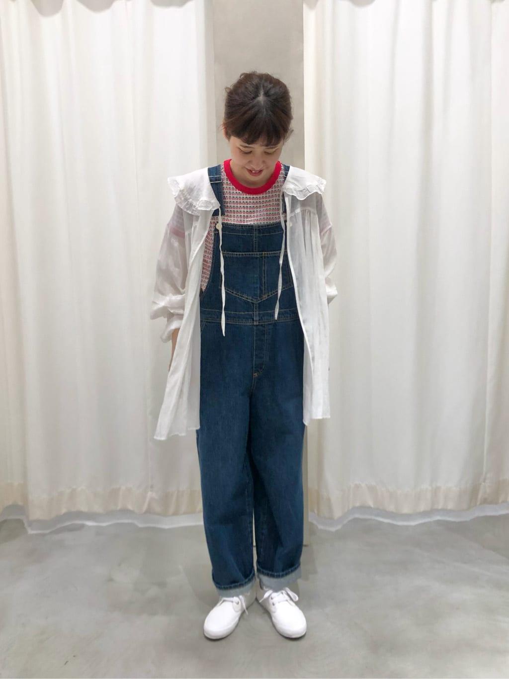 - CHILD WOMAN CHILD WOMAN , PAR ICI 東京スカイツリータウン・ソラマチ 身長:160cm 2021.08.12