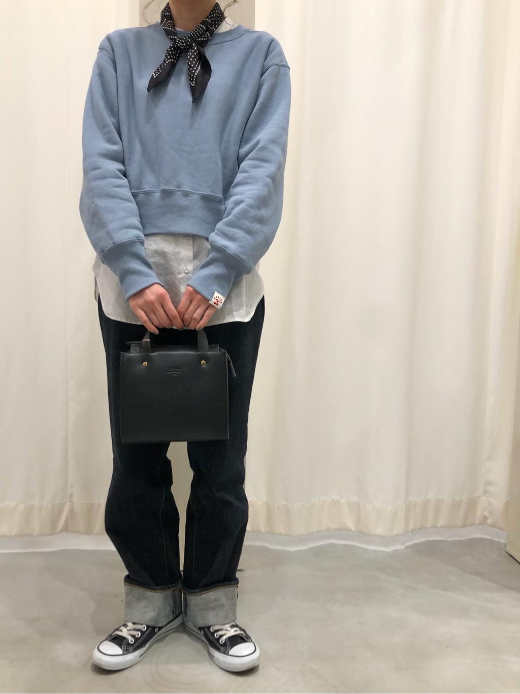 - CHILD WOMAN CHILD WOMAN , PAR ICI 東京スカイツリータウン・ソラマチ 身長:160cm 2021.01.15