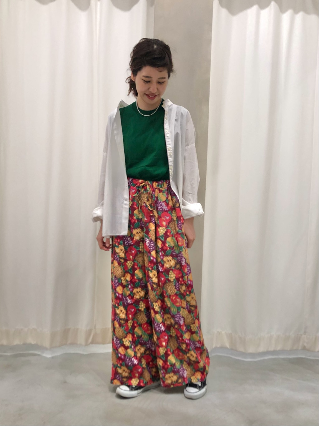 - CHILD WOMAN CHILD WOMAN , PAR ICI 東京スカイツリータウン・ソラマチ 身長:160cm 2021.05.24