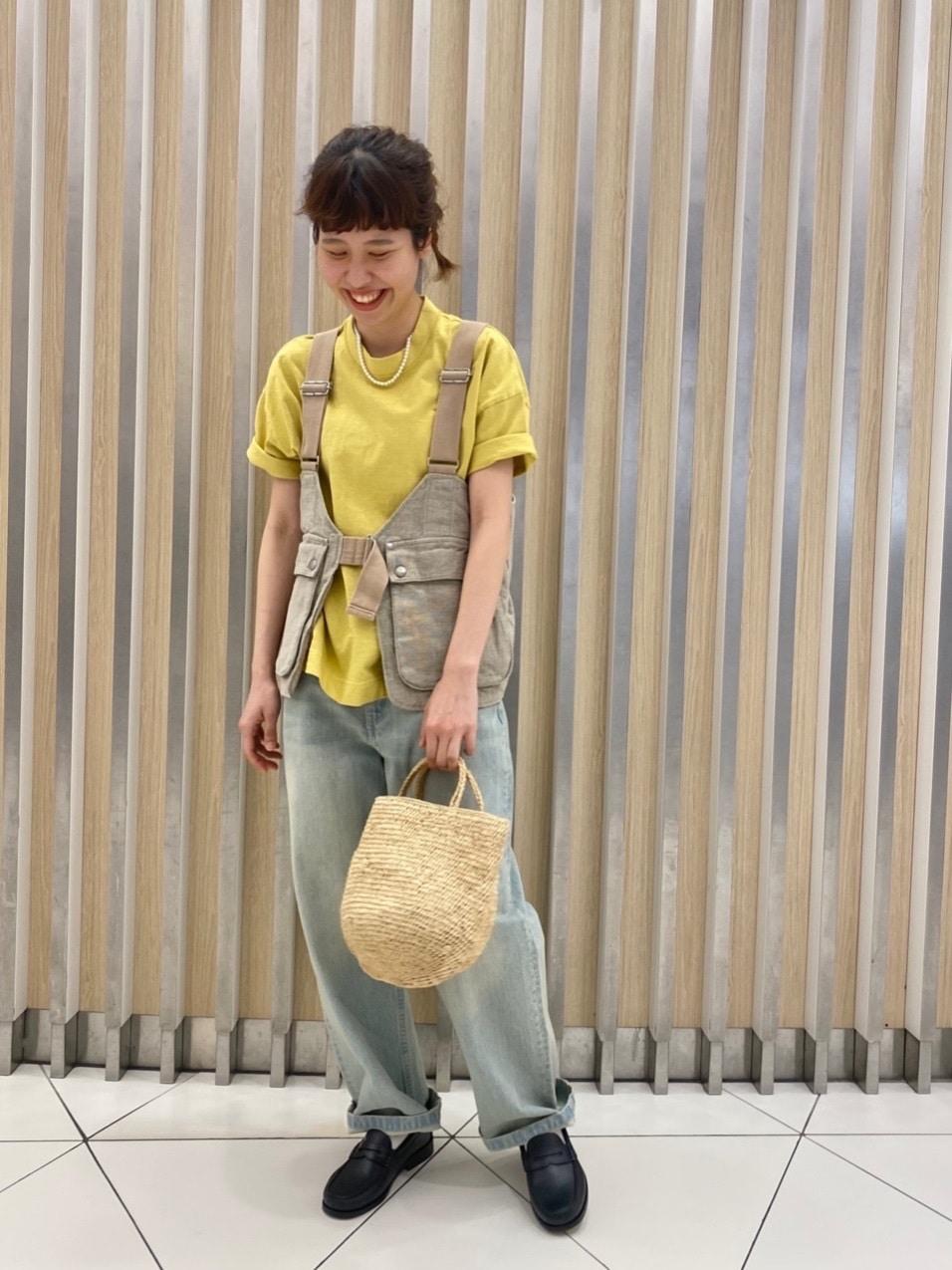 CHILD WOMAN , PAR ICI 東京スカイツリータウン・ソラマチ 2021.04.28