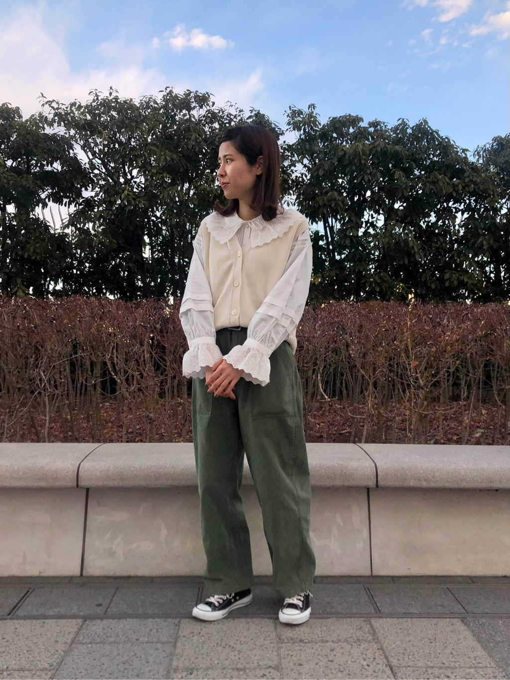 - CHILD WOMAN CHILD WOMAN , PAR ICI 東京スカイツリータウン・ソラマチ 身長:160cm 2021.01.16