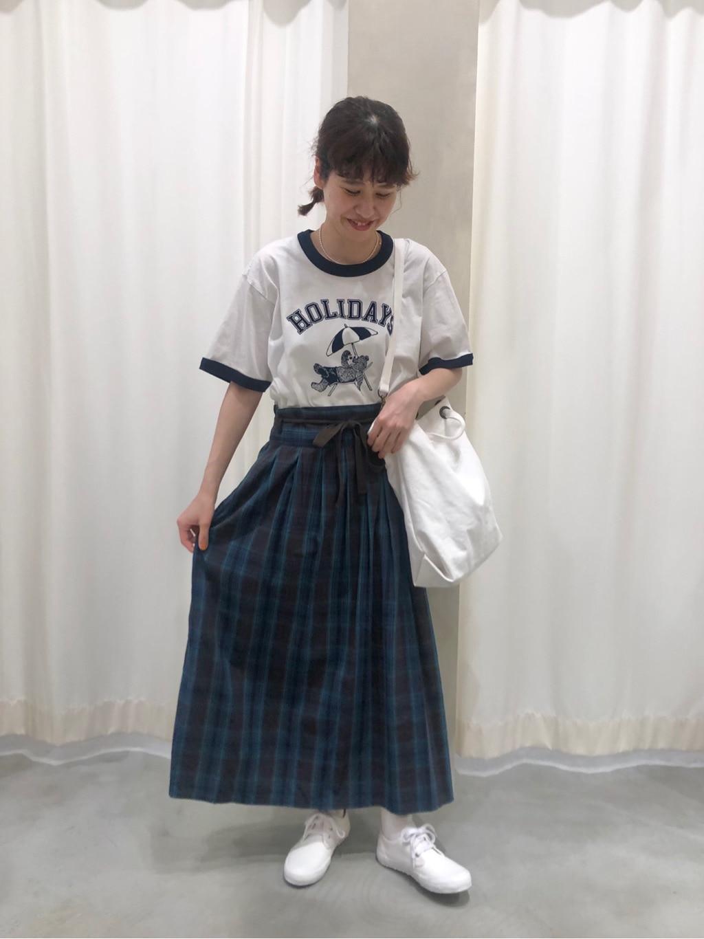- CHILD WOMAN CHILD WOMAN , PAR ICI 東京スカイツリータウン・ソラマチ 身長:160cm 2021.06.09