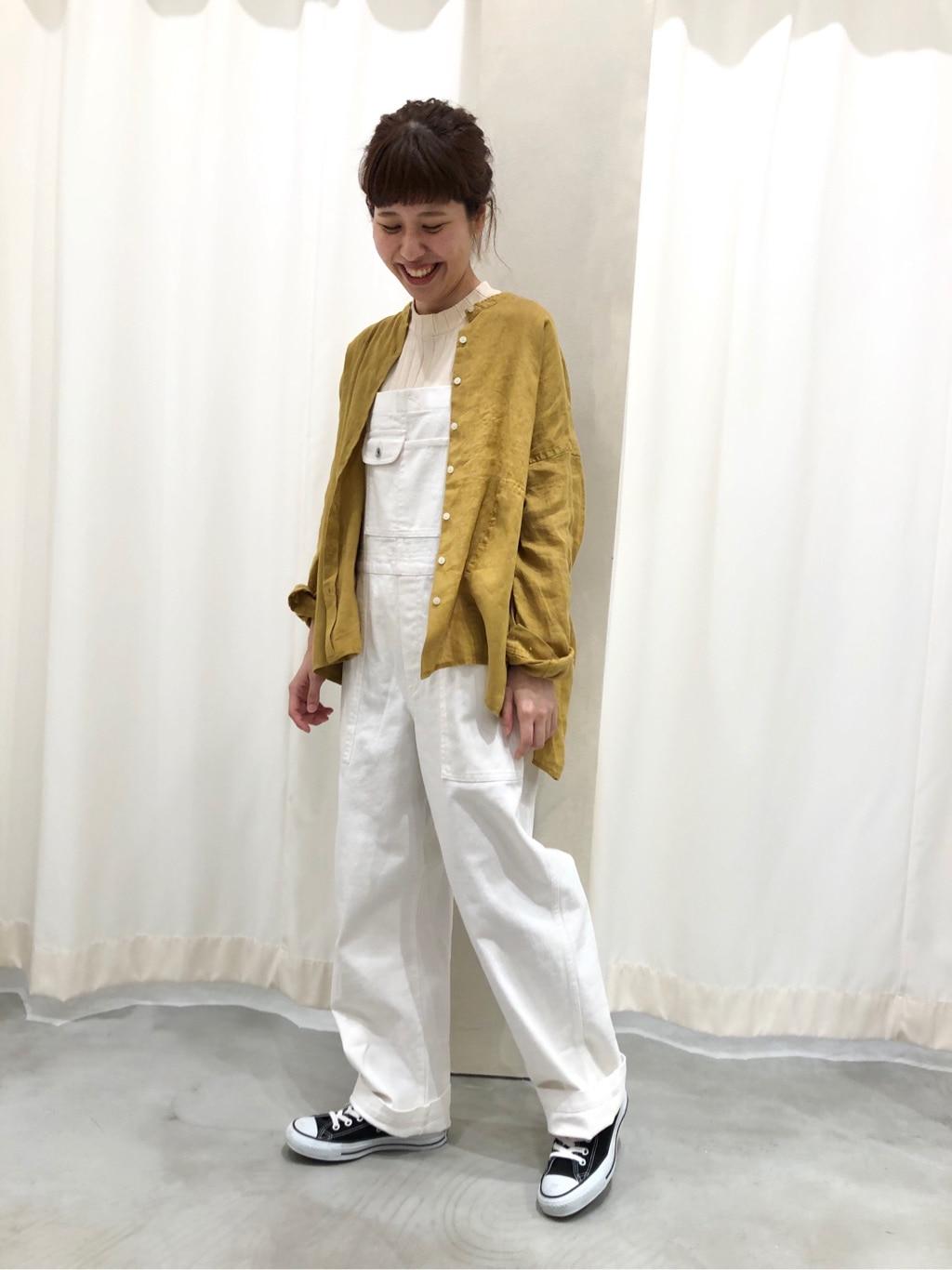 AMB SHOP CHILD WOMAN CHILD WOMAN , PAR ICI 東京スカイツリータウン・ソラマチ 身長:160cm 2020.06.20