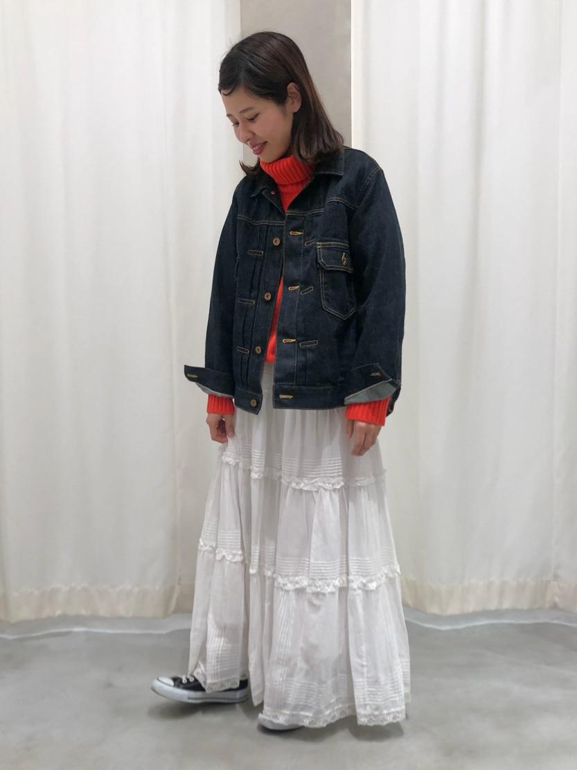 CHILD WOMAN , PAR ICI 東京スカイツリータウン・ソラマチ 2020.12.23