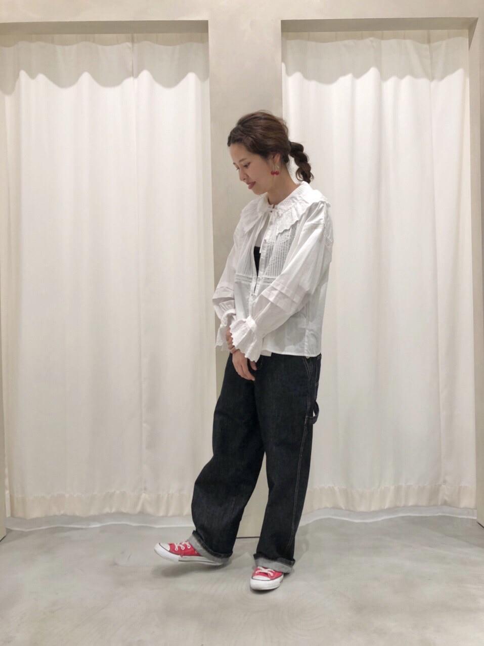 - CHILD WOMAN CHILD WOMAN , PAR ICI 東京スカイツリータウン・ソラマチ 身長:160cm 2020.09.09