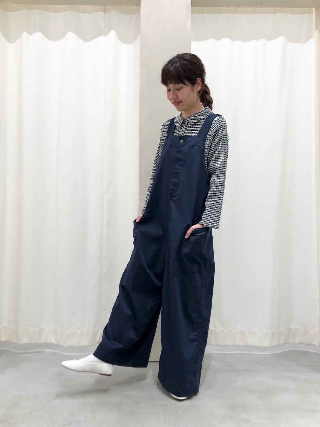 AMB SHOP CHILD WOMAN CHILD WOMAN , PAR ICI ルミネ横浜 身長:160cm 2020.05.06