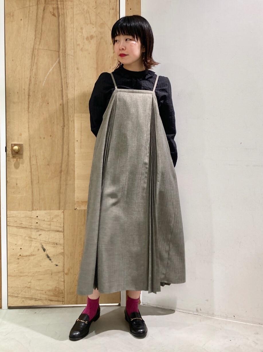 l'atelier du savon 新宿ミロード 身長:153cm 2021.03.18