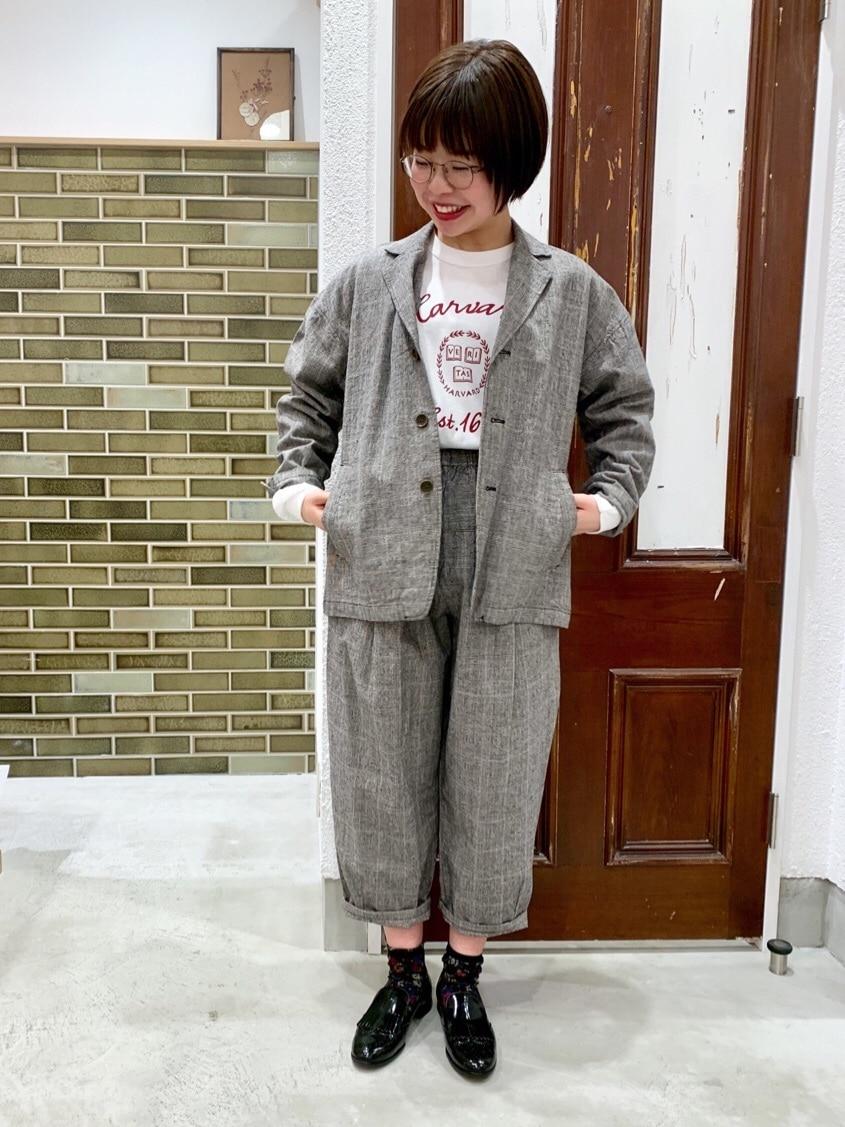 chambre de charme 横浜ジョイナス 身長:153cm 2020.02.20