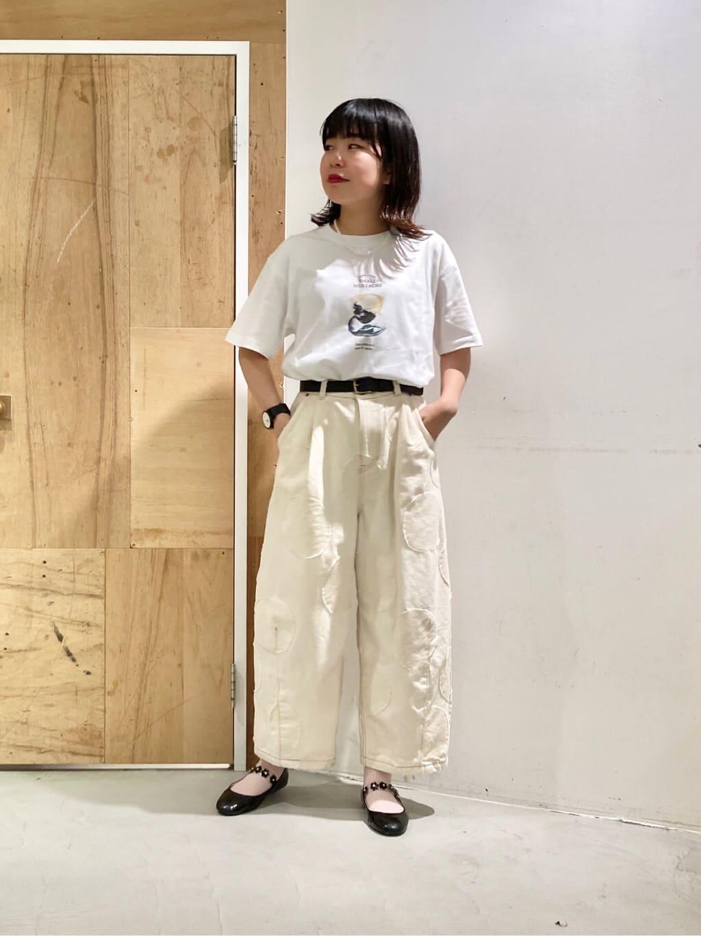 l'atelier du savon 新宿ミロード 身長:153cm 2021.08.06