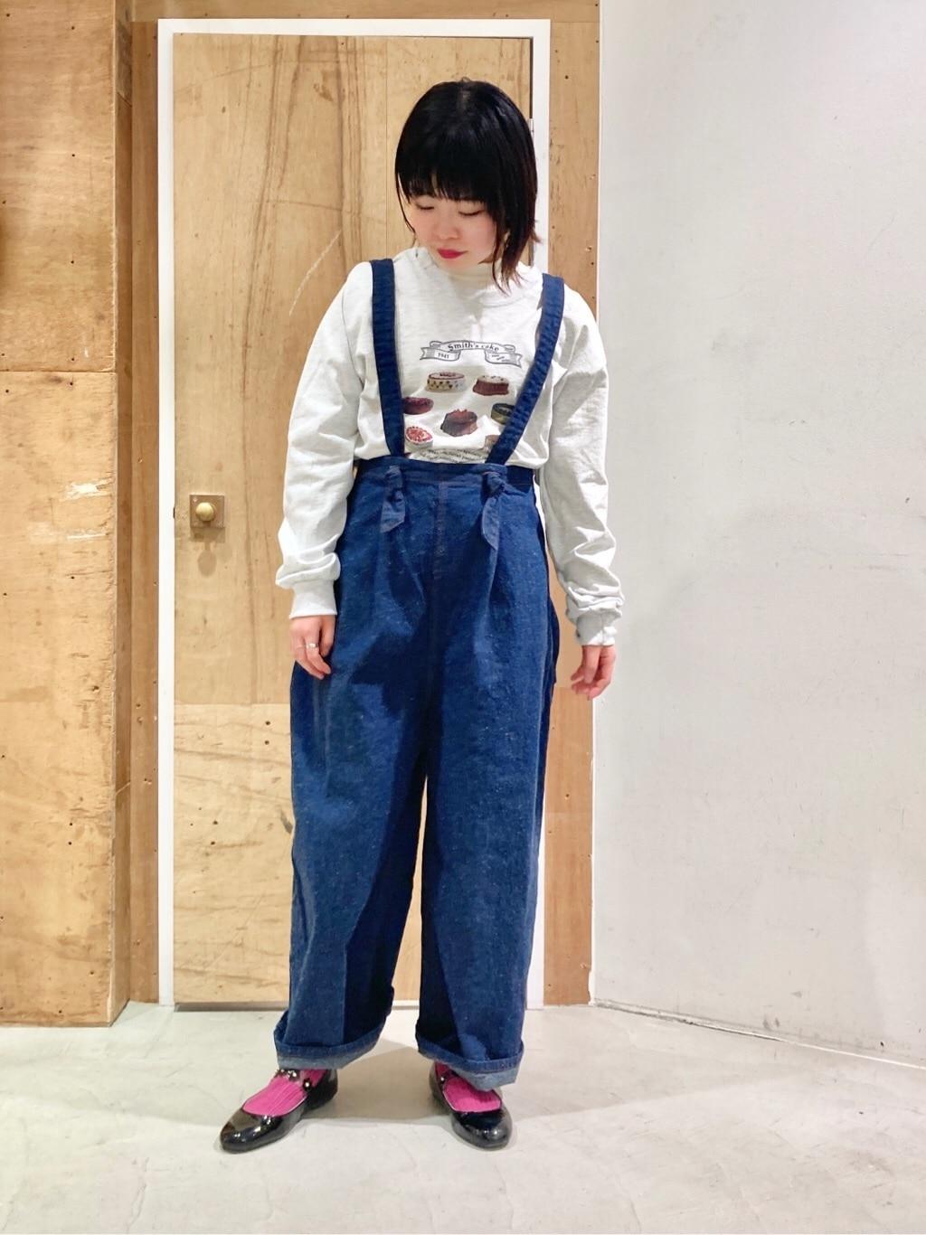 Malle chambre de charme 調布パルコ 身長:153cm 2021.03.02