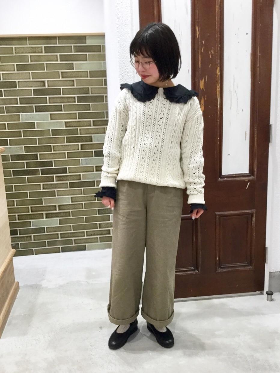 chambre de charme 横浜ジョイナス 身長:153cm 2020.02.13