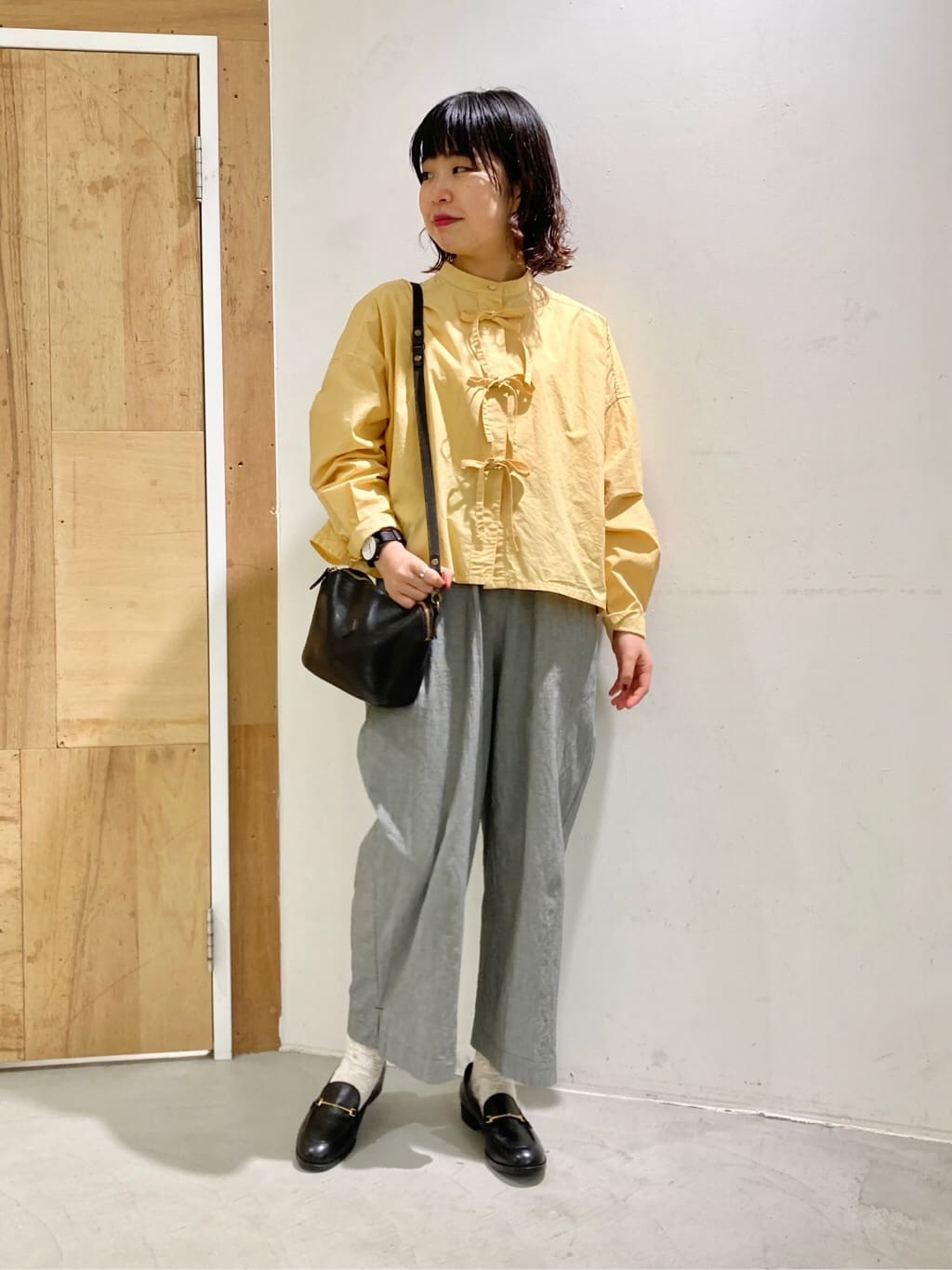 l'atelier du savon 新宿ミロード 身長:153cm 2021.09.03