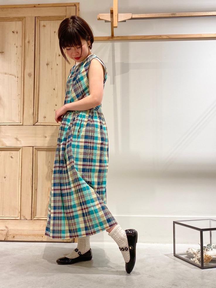 Malle chambre de charme 調布パルコ 身長:153cm 2020.06.09
