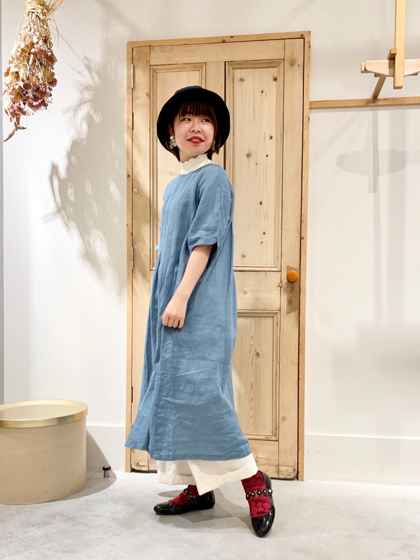 Malle chambre de charme 調布パルコ 身長:153cm 2020.08.14