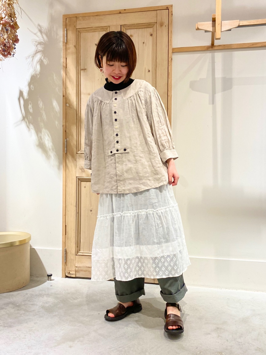 Malle chambre de charme 調布パルコ 身長:153cm 2020.07.31
