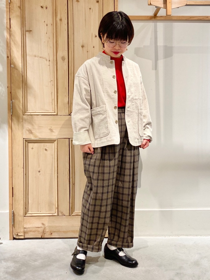 Malle chambre de charme 調布パルコ 身長:153cm 2020.10.01