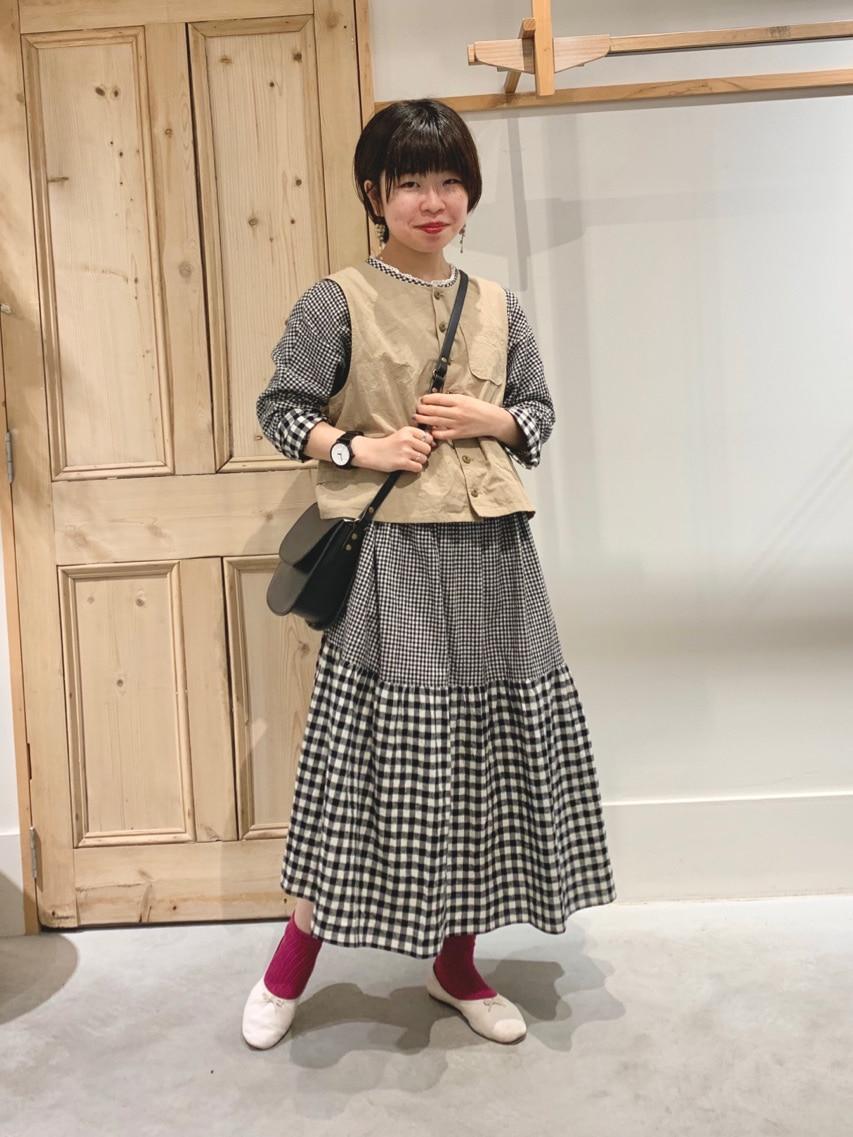 Malle chambre de charme 調布パルコ 身長:153cm 2020.09.12