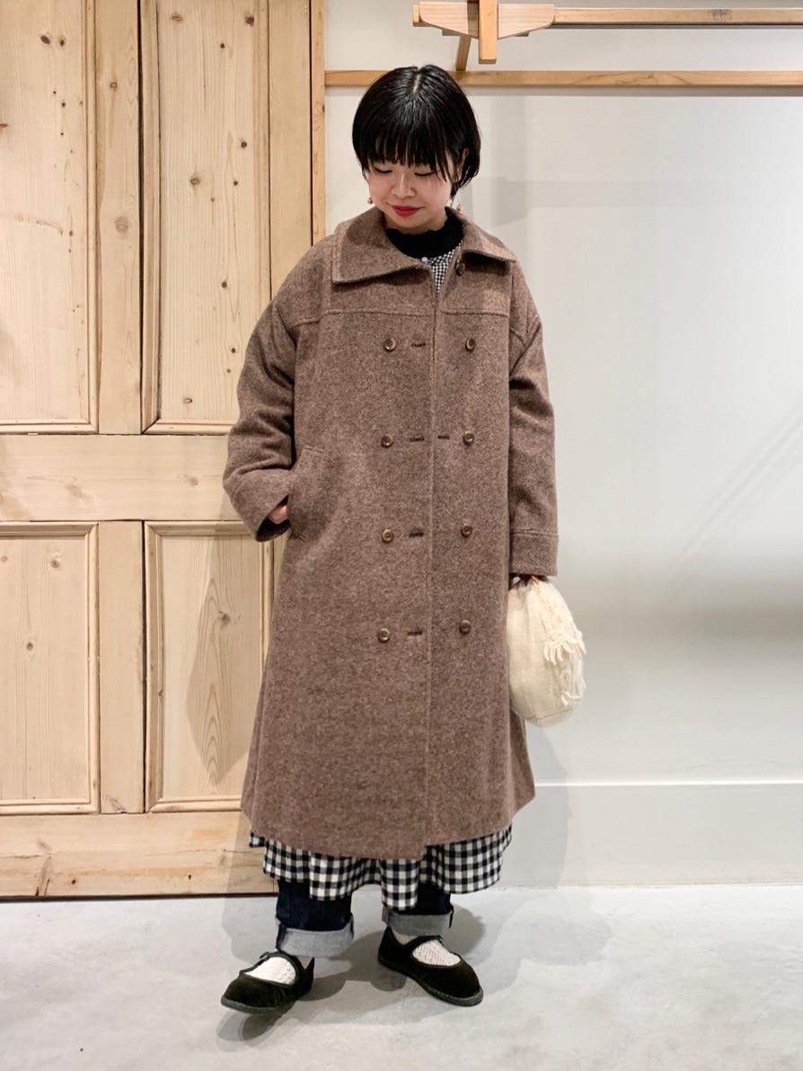 Malle chambre de charme 調布パルコ 身長:153cm 2020.10.17