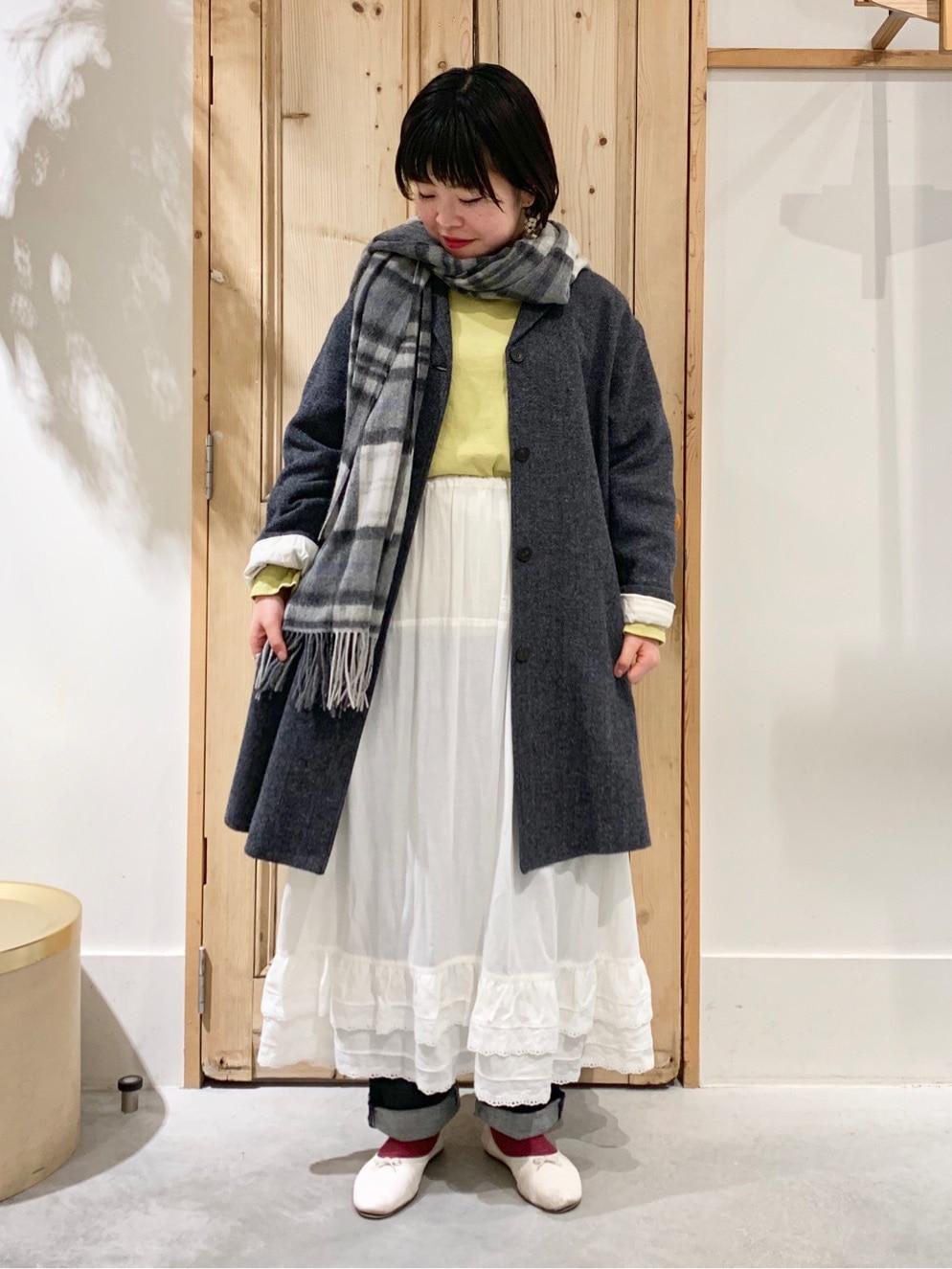 Malle chambre de charme 調布パルコ 身長:153cm 2020.11.06