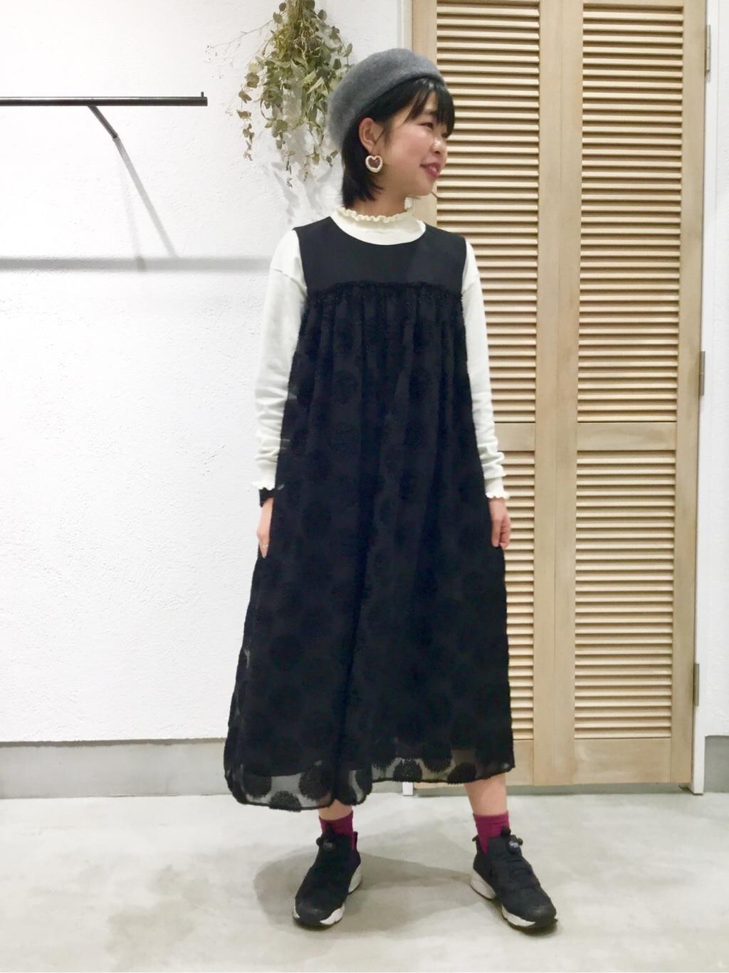 chambre de charme 横浜ジョイナス 身長:153cm 2019.12.14