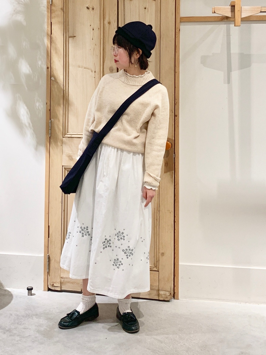 Malle chambre de charme 調布パルコ 身長:153cm 2021.01.12