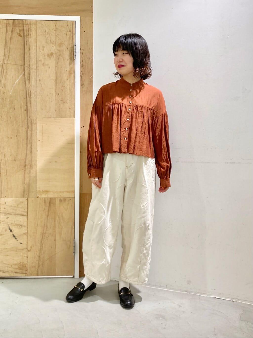 l'atelier du savon 新宿ミロード 身長:153cm 2021.08.25