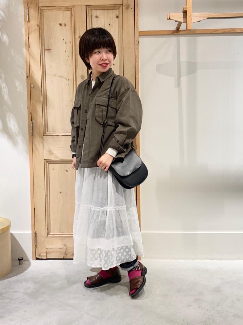 Malle chambre de charme 調布パルコ 身長:153cm 2020.09.15
