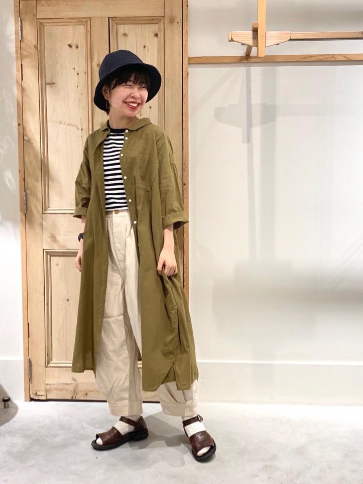 Malle chambre de charme 調布パルコ 身長:153cm 2020.09.05