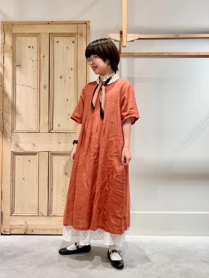 Malle chambre de charme 調布パルコ 身長:153cm 2020.08.27